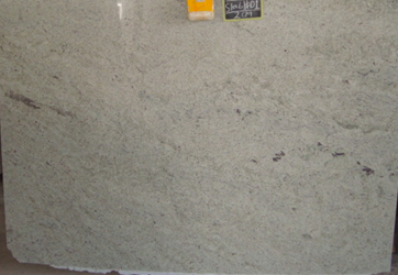 2Cm Amba White Polished Slab